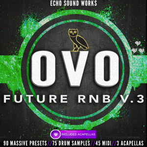 Echo Sound Works OVO Future RnB V.3 for NI Massive