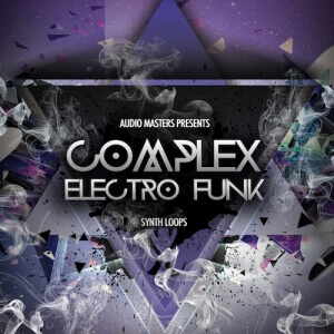Complex Electro Funk Synths - Artwork