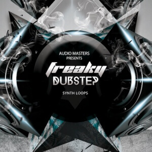 Freaky Dubstep Synths - Artwork