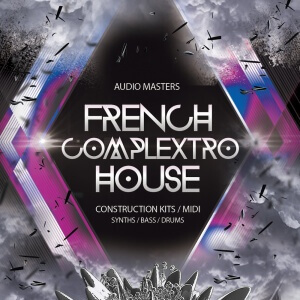 French Complextro House - Artwork