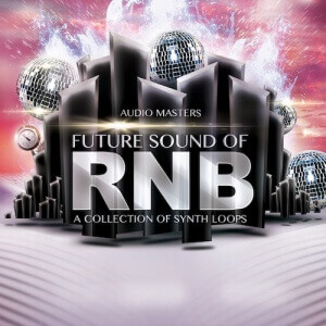 Future Sound of RnB Synths - ARtwork