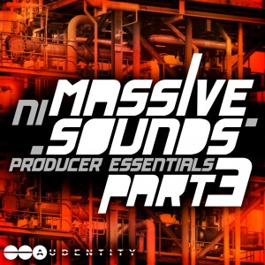 Alvin Risk / Feed Me Sounds Tutorial in NI Massive