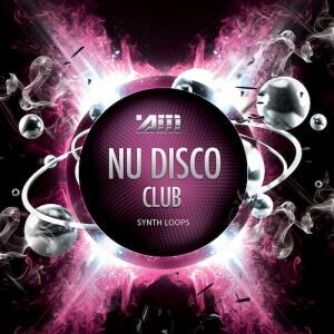 Nu Disco Club Synths - Artwork