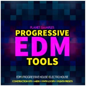 Planet Samples Progressive EDM Tools