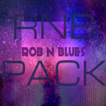 ROB N BLUES X RNB PACK 2