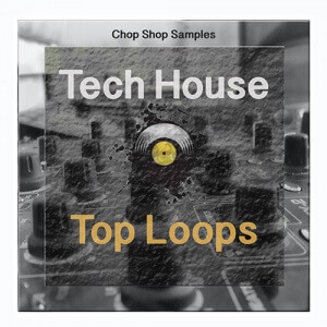 Tech House Top Loops 500x500