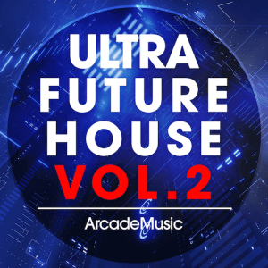 Ultra Future House Vol 2 - Artwork
