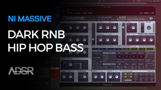 Dark Rnb Hip Hop Bass