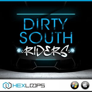 Dirty South Riders - Artwork