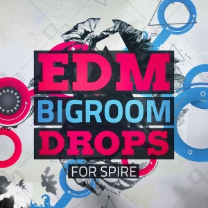 EDM Bigroom Drops For Spire [600x600]