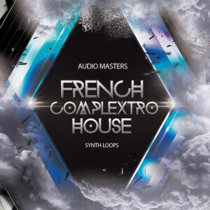 French Complextro House Synths - Artwork