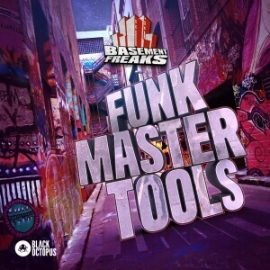 Funk Master Tools - Main Cover 1000 x 1000