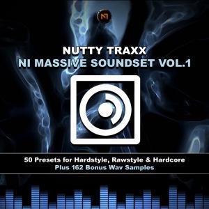 Nutty Traxx - NI Massive Soundset Cover