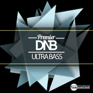Premier DnB Ultra Bass - Artwork