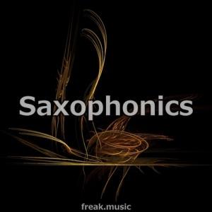 Saxophonics - Artwork