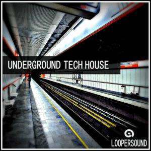 Underround Tech House - Artwork