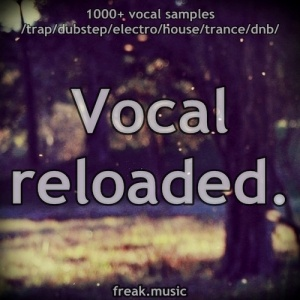 Vocal Reloaded - Artwork