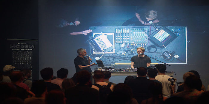 Inside MUTEK 2016: VR Headsets, Performances And More