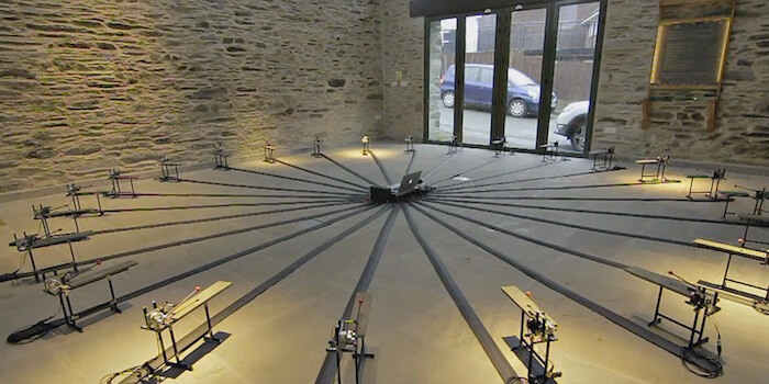 Listen To This Incredible Musical Installation