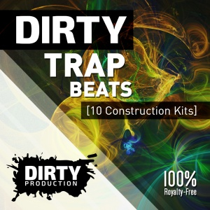 Dirty Production - Dirty Trap Beats Cover