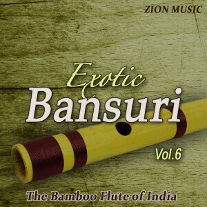 Exotic Bansuri Vol 6 - Artwork