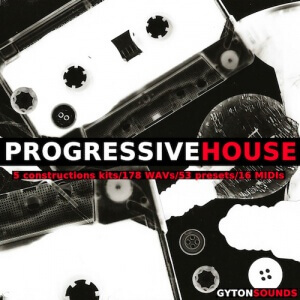 Progressive House by Gyton - Artwork