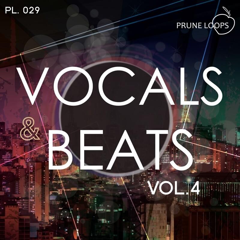 Prune Loops - Vocals and Beats Vol 4 - Press Pack 800