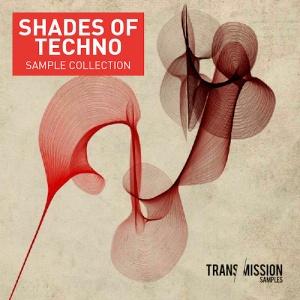 Shades of Techno Vol 1 - Artwork