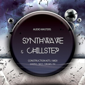 Synthwave Chillstep Bundle - Artwork