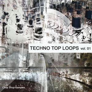 Techno Top loops Vol 01 500 x 500