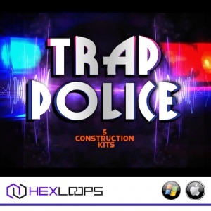 Trap Police - Artwork