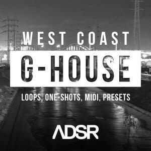adsr west coast g-house samples