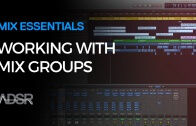 Working with Mix Groups 01