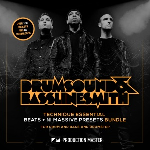 DS Technique Beats and PresetsARTWORK