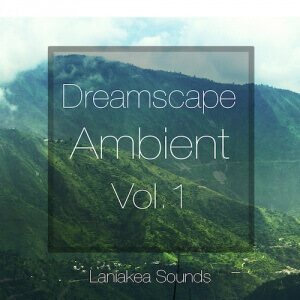 Dreamscape Ambient Vol 1 - Artwork