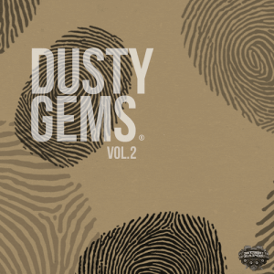 Dusty Gems Vol 2 - Artwork