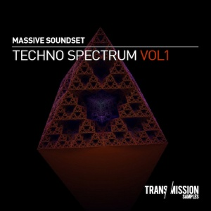 Techno Spectrum Massive - Artwork