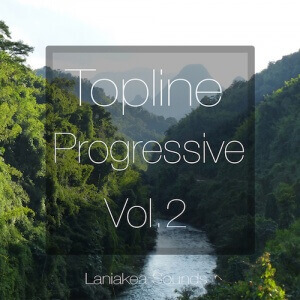 Topline Progressive Vol 2 - Artwork