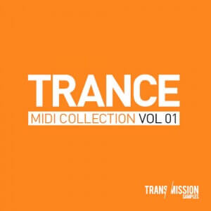 Trance Midi Collection Vol 1 - Artwork