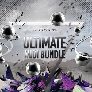 Ultimate Midi Bundle Vol 1 - Artwork