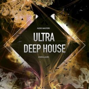 Ultra Deep House Synths - Artwork