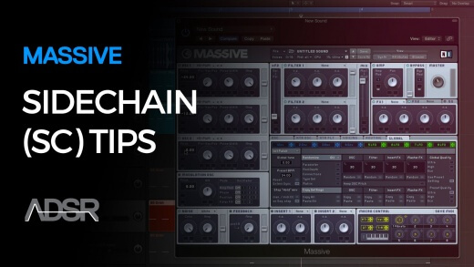 Massive Side Chain (SC) Tips