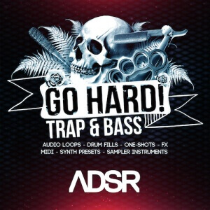 500 ADSR - Go Hard! Trap & Bass