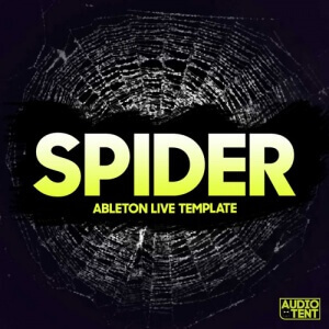 Audiotent Spider Ableton Live Template