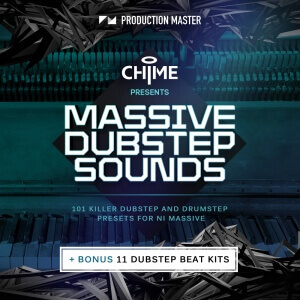 Chime Massive Dubstep Sounds & Beats - ARTWORK 1000 x 1000