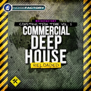 Commercial Deep House Reloaded - Artwork