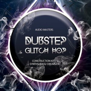 Dubstep & Glitch Hop - Artwork