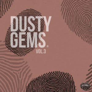 Dusty Gems Vol 3 - Artwork