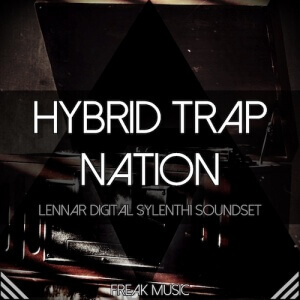 Hybrid Trap Nation - Artwork