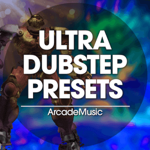 Ultra Dubstep Presets - Artwork